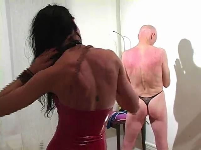 Diabolical Corporal: Whipping - MISTRESS TRISH - SD/480p/MP4