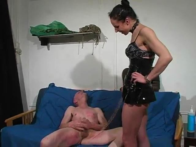 Caned Until you Cum II: Caning and Cumming - MISTRESS TRISH - SD/480p/MP4