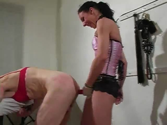 Strap-On Slut Part I - MISTRESS TRISH - SD/480p/MP4
