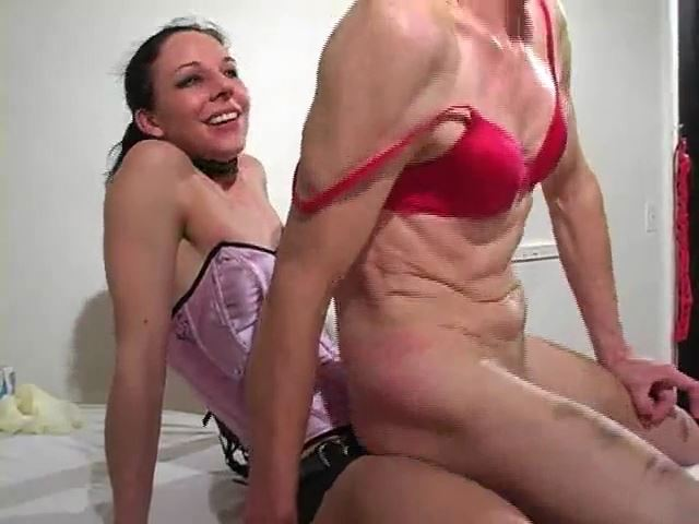 Strap-On Slut Part II - MISTRESS TRISH - SD/480p/MP4