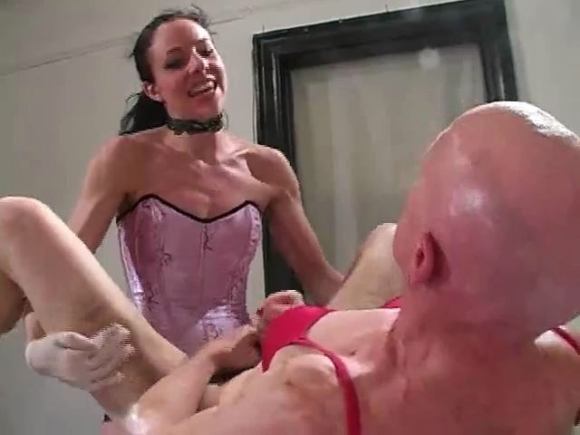Strap-on Slut Part III - MISTRESS TRISH - SD/480p/MP4