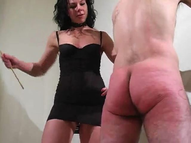 Beat Red and Raw III: Caning Onslaught - MISTRESS TRISH - SD/480p/MP4