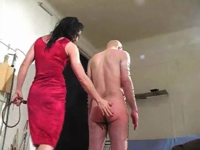 Pierced, Bound, and Brutally Beaten: Part II - MISTRESS TRISH - SD/480p/MP4