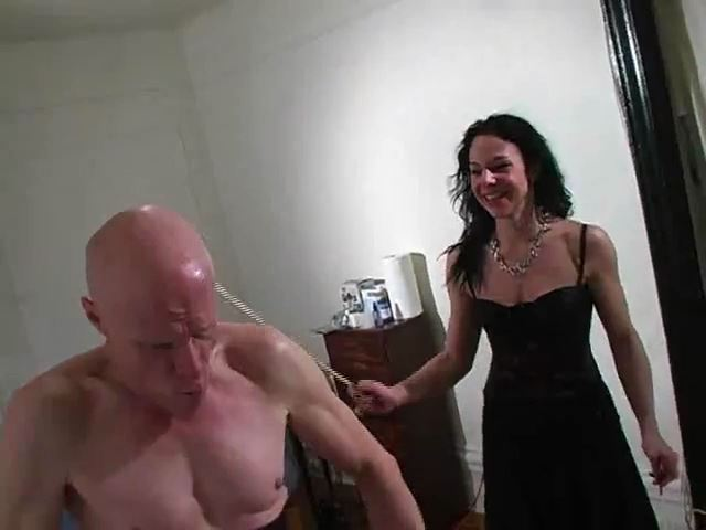 Roasted Soles II: Caning Predicament - MISTRESS TRISH - SD/480p/MP4
