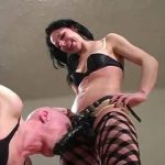 Open Wide Slut II: Gaping for Mistress' Strap-on – MISTRESS TRISH – SD/480p/MP4