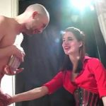 Rigged Ball Game III: Round One – MISTRESS TRISH – SD/480p/MP4