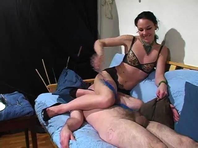 Brutal Cock Beating - MISTRESS TRISH - SD/480p/MP4