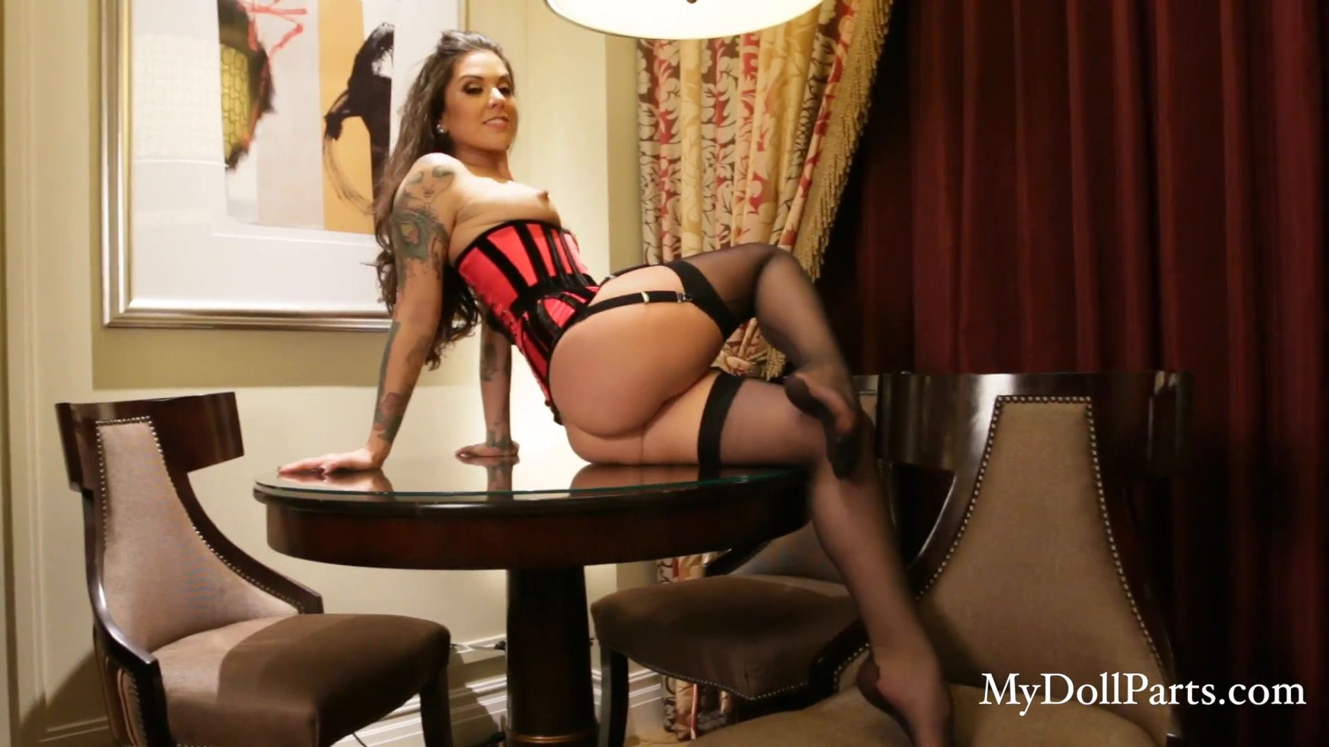 Kayla Jane In Scene: Attention Whore - MYDOLLPARTS - FULL HD/1080p/MP4