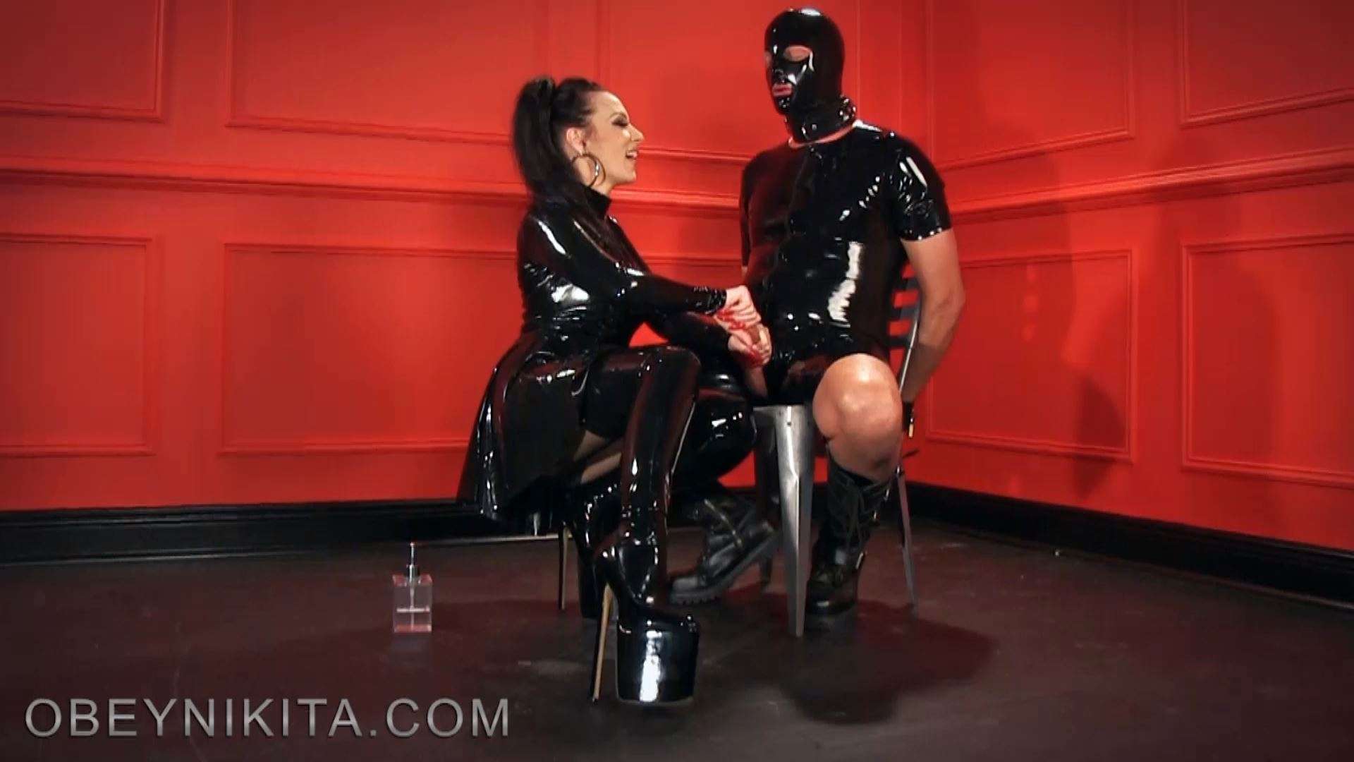 RUINED FOR MY AMUSEMENT. FEATURING: MISTRESS NIKITA - OBEYNIKITA - FULL HD/1080p/MP4