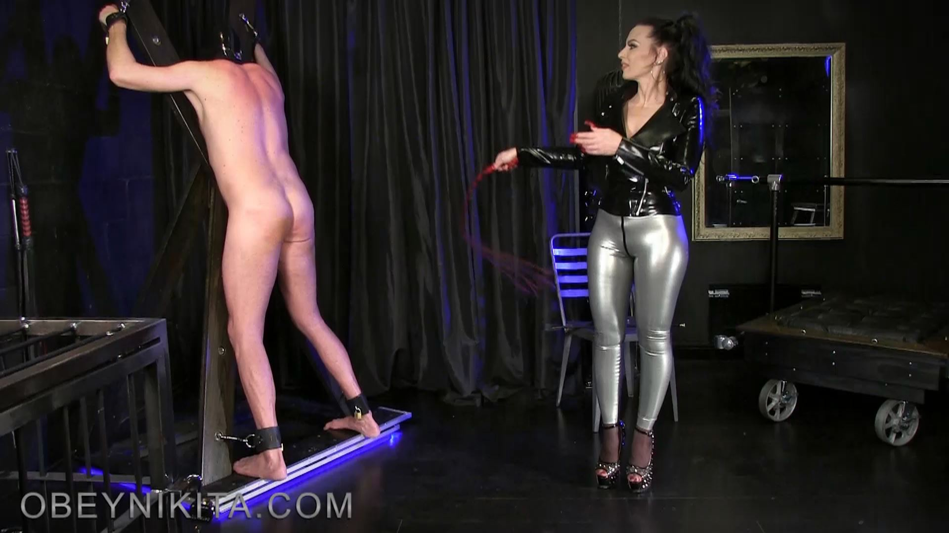 PUSSY BOI GETS PUNISHED. FEATURING: MISTRESS NIKITA - OBEYNIKITA - FULL HD/1080p/MP4