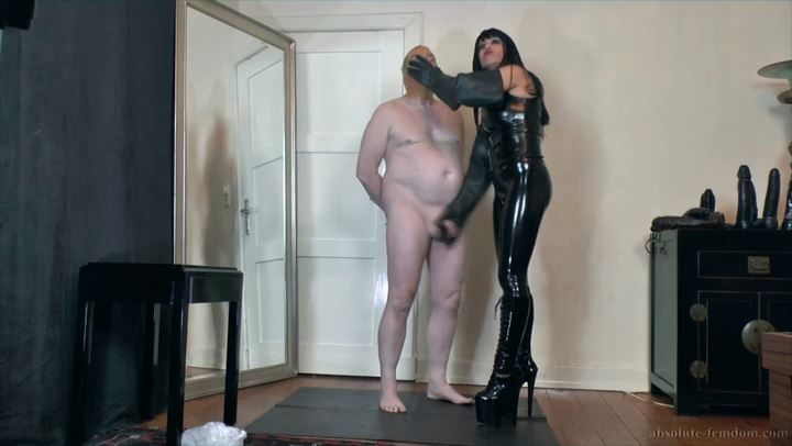 Overtowered, Smothered And Milked - ABSOLUTE-FEMDOM - SD/406p/MP4