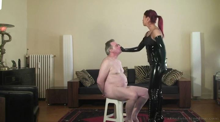 Hard Times For Slaves Part 1 - ABSOLUTE-FEMDOM - LQ/SD/400p/MP4