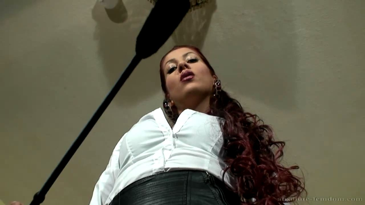 Get Punished For Spying At Me - ABSOLUTE-FEMDOM - HD/720p/MP4