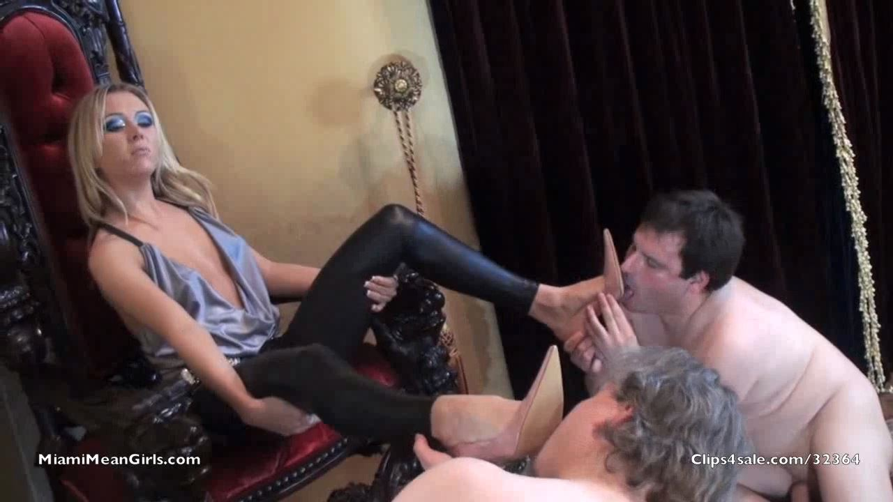 Princess Jeanie Demands To Be WORSHIPPED - AMERICAN MEAN GIRLS / MIAMI MEAN GIRLS - HD/720p/MP4