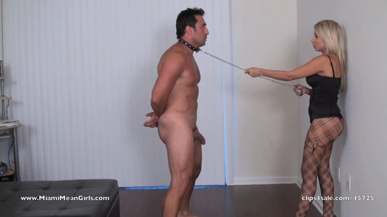 GODDESS NO In Scene: SPIKED Ballbust - AMERICAN MEAN GIRLS / MIAMI MEAN GIRLS - HD/720p/MP4
