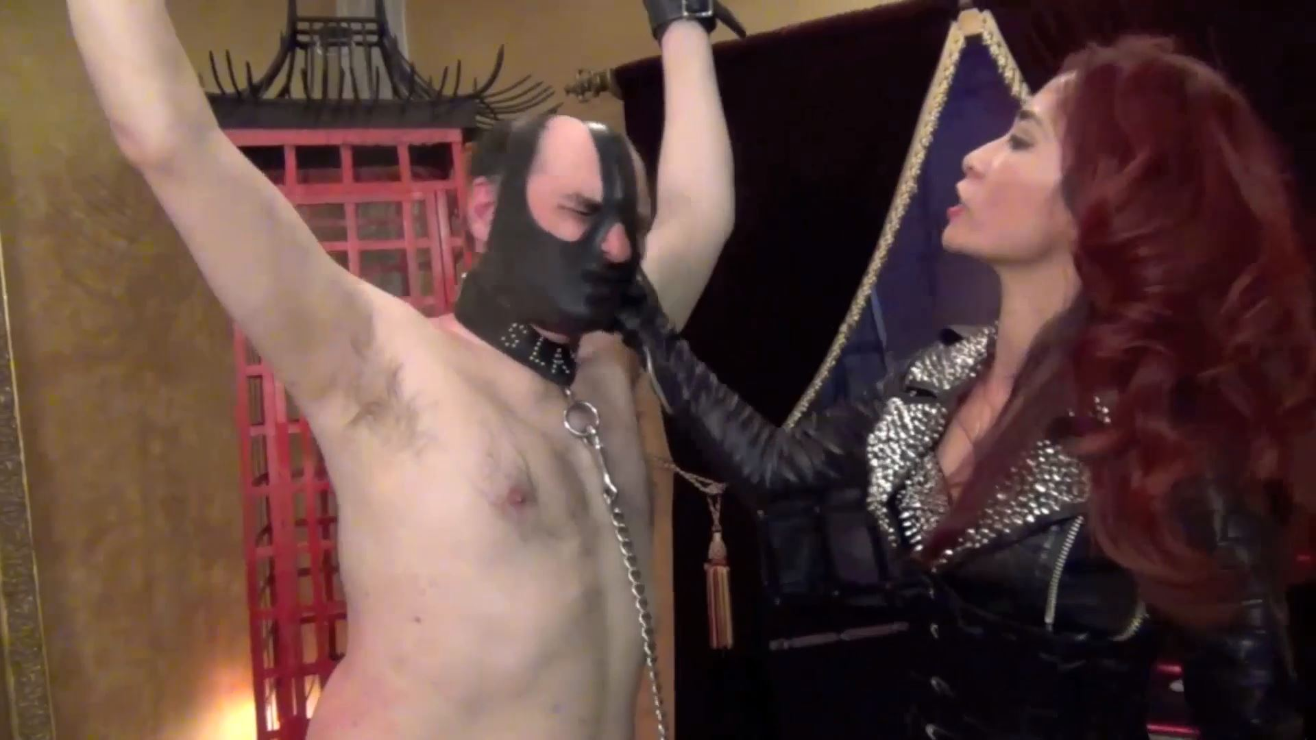 Goddess Maya Liyer In Scene: YOUR DISOBEDIENCE PAINS YOU! - ASIAN CRUELTY - FULL HD/1080p/MP4