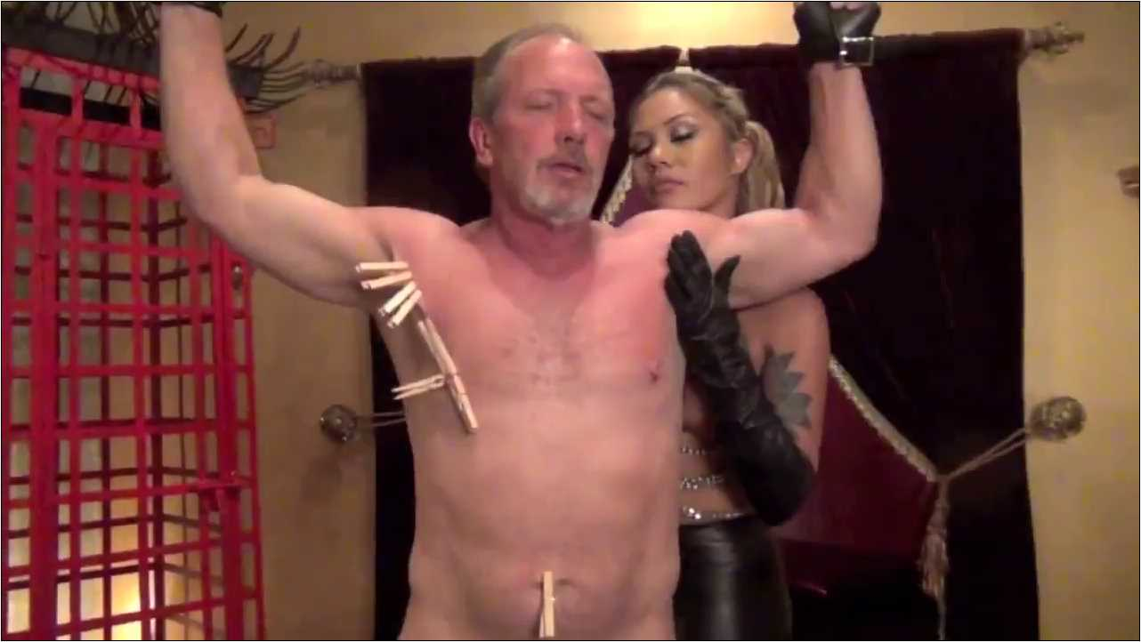 Goddess Mena In Scene: OLD FASHIONED PAIN MANAGEMENT PART 2 - ASIAN CRUELTY - HD/720p/MP4