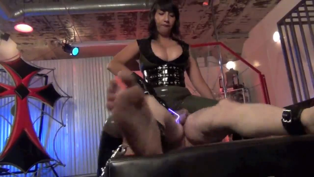 Syren Hikaru In Scene: SHOCK THERAPY FOR THE GIMP PART 2 - ASIAN CRUELTY - HD/720p/MP4