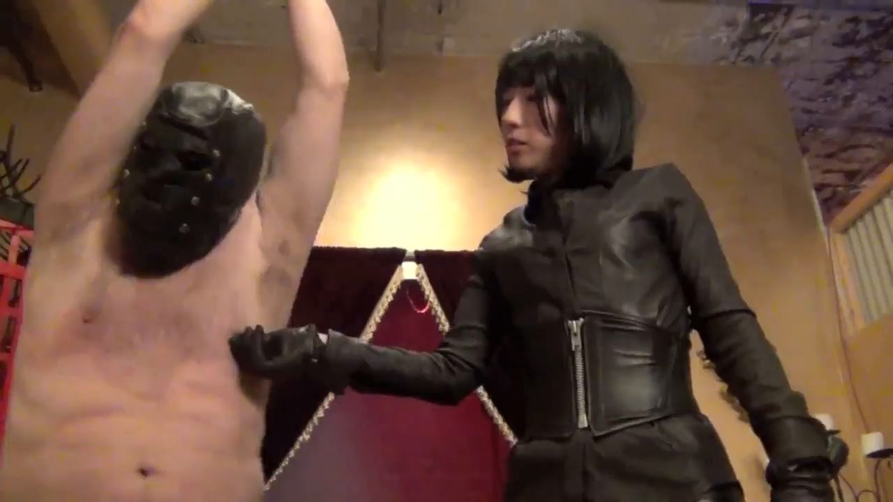 Japanese Empress Kiko In Scene: SURRENDER TO JAPANESE SADISM - ASIAN CRUELTY - HD/720p/MP4
