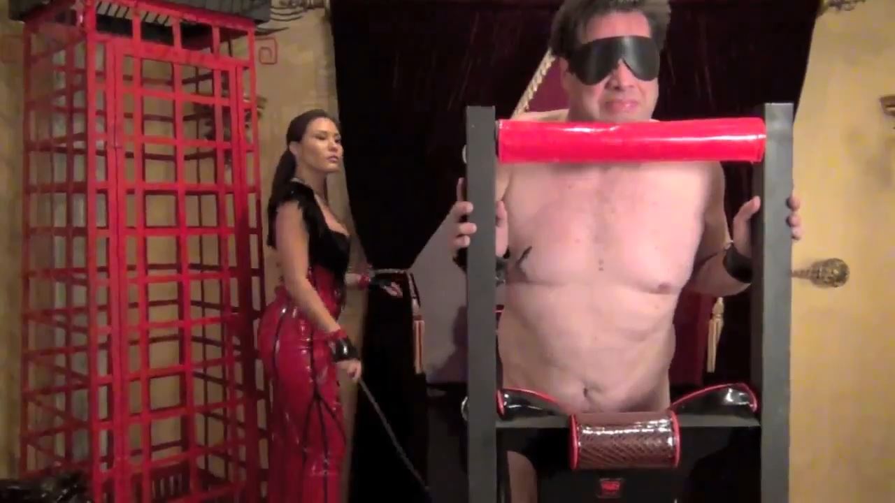 Mistress Mena Li In Scene: GODDESS OF THE WHIP #9 - ASIAN CRUELTY - HD/720p/MP4