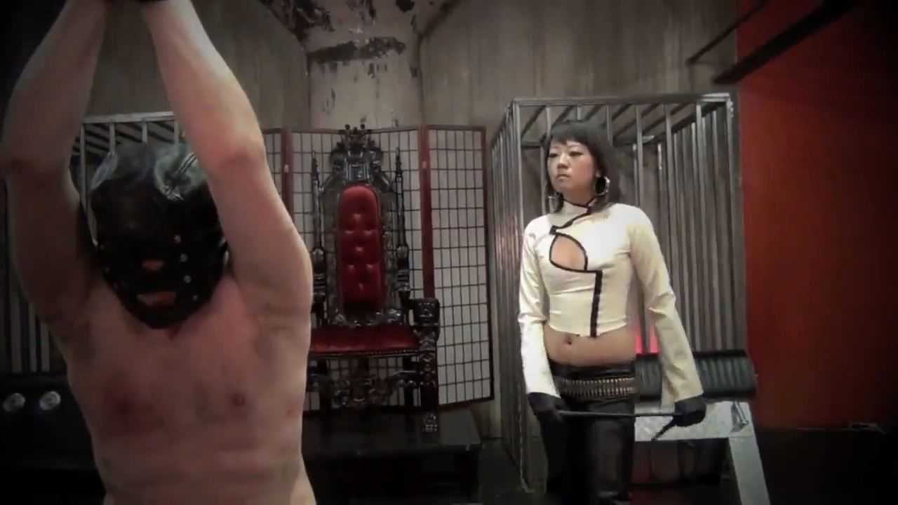 Queen Miko Dai In Scene: SURRENDER TO MY WHIP PART 2 - ASIAN CRUELTY - HD/720p/MP4