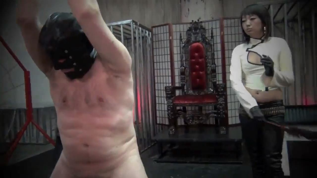 Queen Miko Dai In Scene: SURRENDER TO MY WHIP - ASIAN CRUELTY - HD/720p/MP4