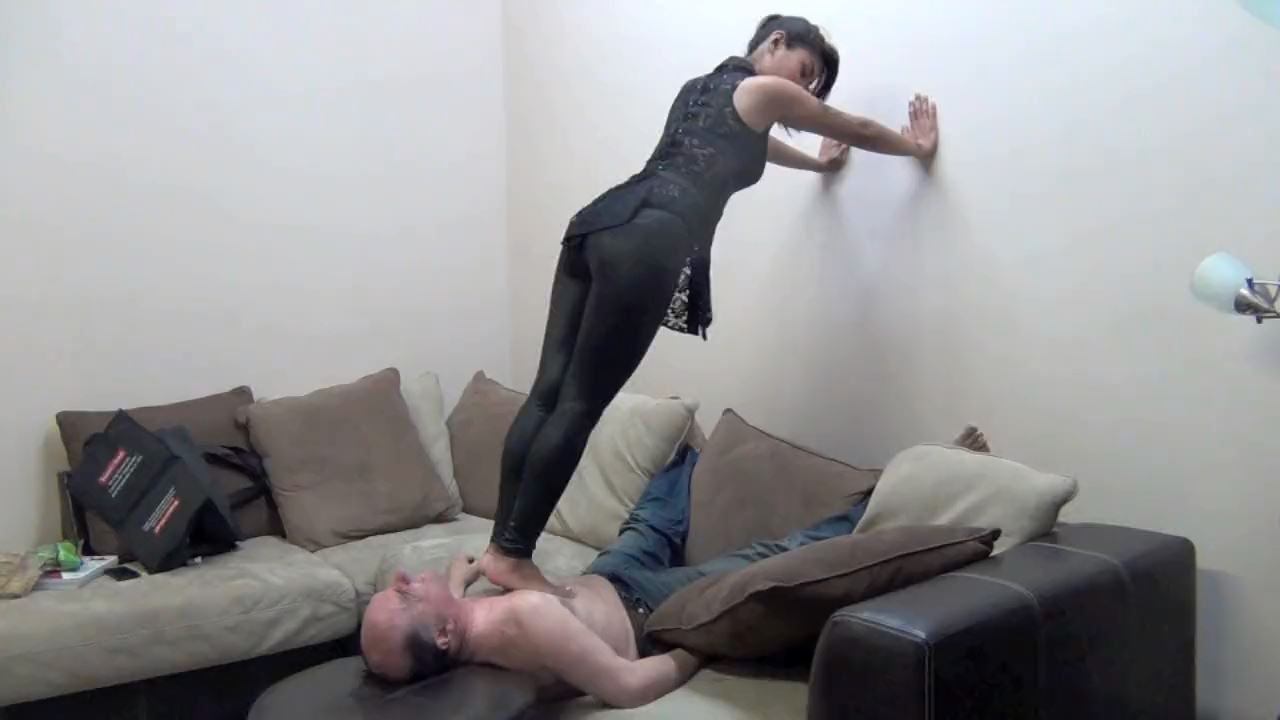 Sherrie Blossom In Scene: YOU WILL BEG ME TO BREATHE - ASIAN MEAN GIRLS - HD/720p/MP4