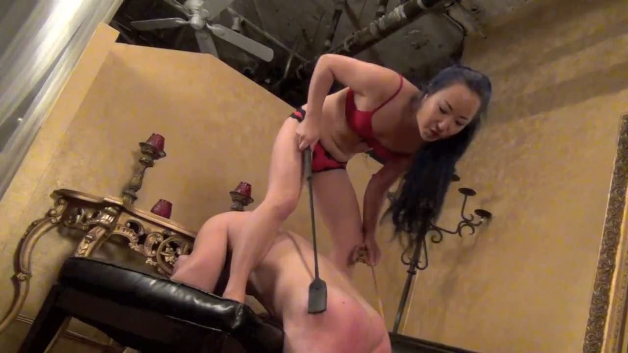 Goddess Kitsa Sakurai In Scene: SLAVE APPLICANT BRUTAL BEATDOWN - ASIAN MEAN GIRLS - HD/720p/MP4