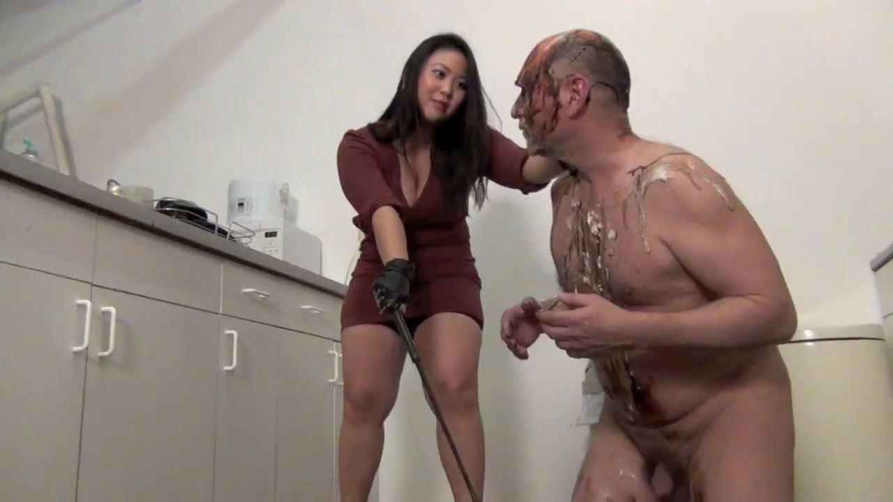 Mistress Leila Li In Scene: SHUT YOUR PIE HOLE - ASIAN MEAN GIRLS - HD/720p/MP4