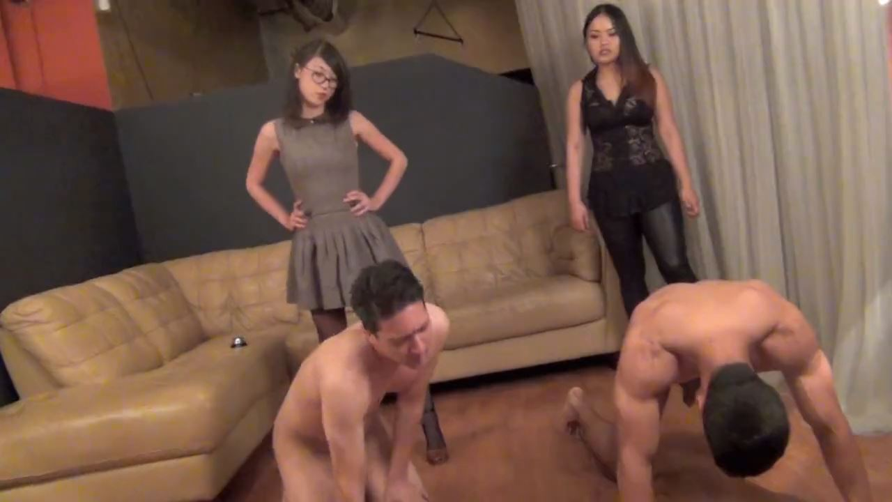 AstroDomina In Scene: KICKIN' IT IN THE SOUTHLAND PART 1 - ASIAN MEAN GIRLS - HD/720p/MP4