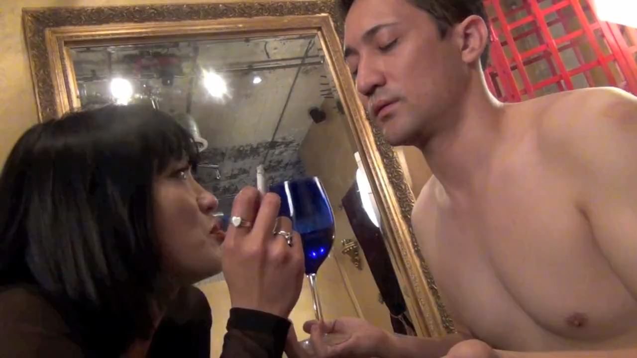 Goddess Miki In Scene: SMOKE AND SUBMISSION PART 2 - ASIAN MEAN GIRLS - HD/720p/MP4