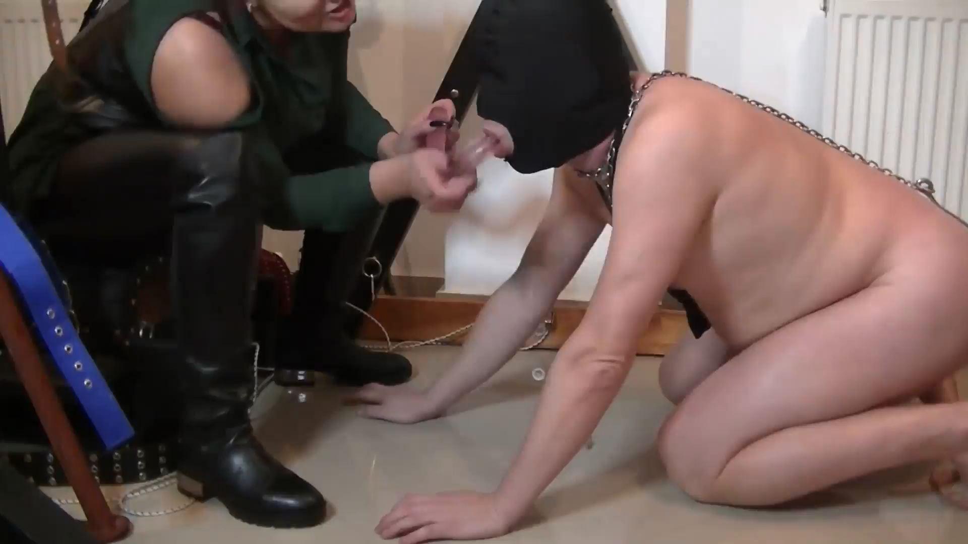 Goddess Andreea cbt pussy and ass sucking - BIZARRE GODDESSES - FULL HD/1080p/MP4
