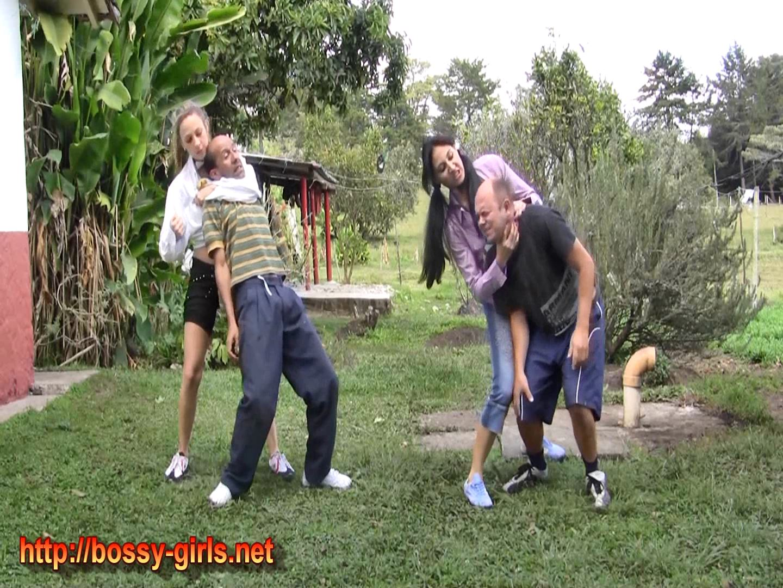 Yasmin In Scene: Tomboys 06 Tomboys - BOSSY GIRLS - FULL HD/1080p/WMV