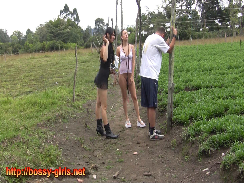 Yasmin In Scene: Tomboys 08 Fresh Air Trashing - BOSSY GIRLS - FULL HD/1080p/WMV