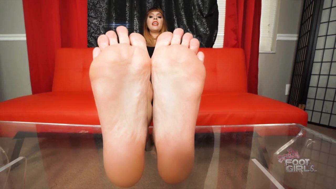 Lola Taylor In Scene: Foot Humiliation Brat - BRATTY FOOT GIRLS - HD/720p/MP4
