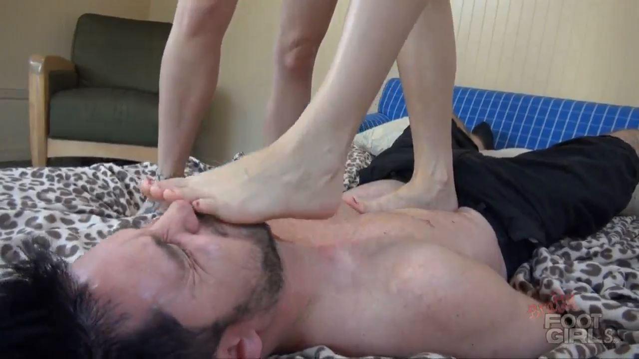 Bailey Paige, Morgan Delray, Jason Ninja In Scene: Cucked By My Ex Girlfriend - BRATTY FOOT GIRLS - HD/720p/MP4