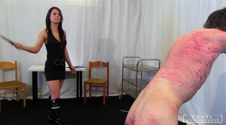 Mistress Margo In Scene: Punishment Institution III Part 2 - CRUEL PUNISHMENTS - SEVERE FEMDOM - LQ/SD/400p/MP4