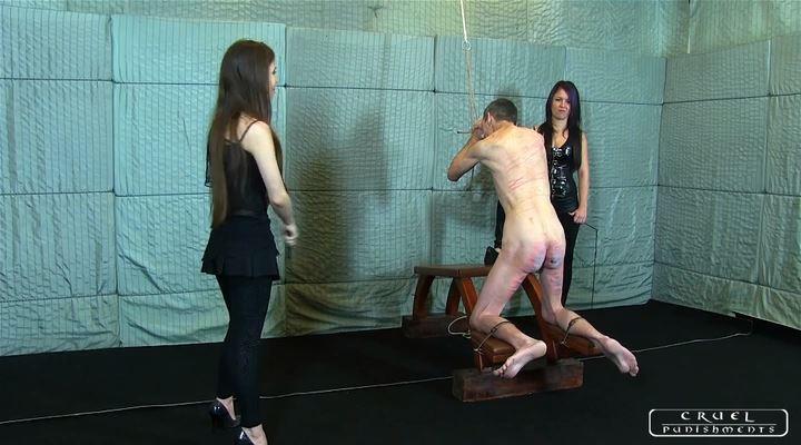 Mistress Margo, Mistress Victoria In Scene: Cruel Ladies Part 2 - CRUEL PUNISHMENTS - SEVERE FEMDOM - LQ/SD/400p/MP4