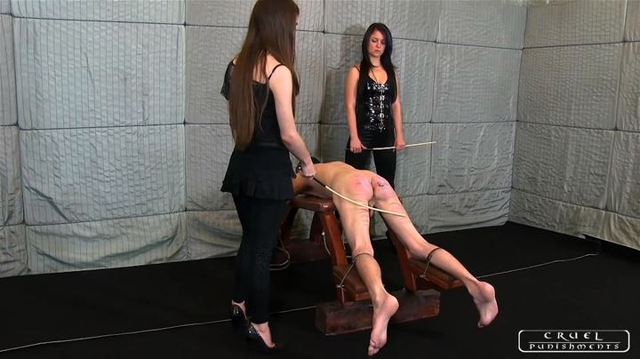 Mistress Margo, Mistress Victoria In Scene: Cruel Ladies Part 1 - CRUEL PUNISHMENTS - SEVERE FEMDOM - SD/404p/MP4