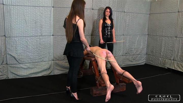 Mistress Margo, Mistress Victoria In Scene: Cruel Ladies Part 1 - CRUEL PUNISHMENTS - SEVERE FEMDOM - SD/404p/MP4
