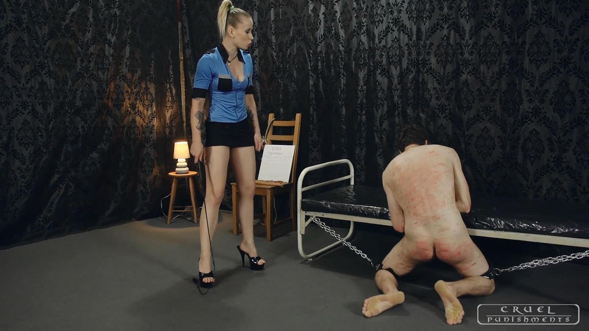 Mistress Anette In Scene: Extreme femdom Part 2 - CRUEL PUNISHMENTS - SEVERE FEMDOM - FULL HD/1080p/MP4