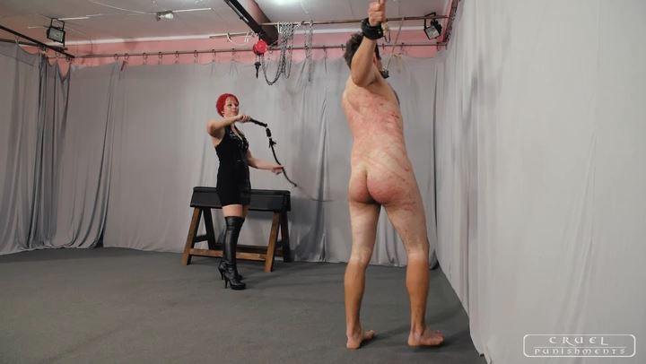 Mistress Maggie In Scene: Serious pain Part 2 - CRUEL PUNISHMENTS - SEVERE FEMDOM - SD/406p/MP4