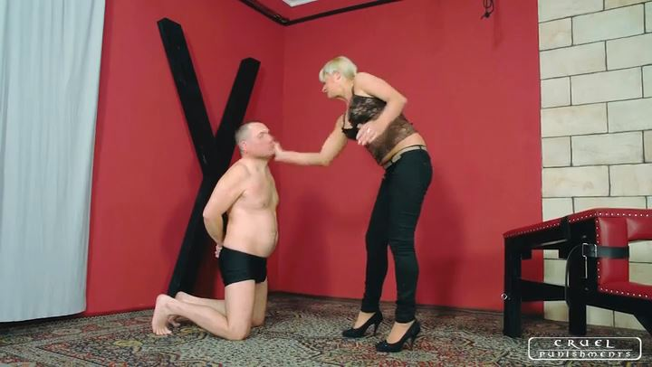 Lady Bonnie In Scene: Unsatisfied - CRUEL PUNISHMENTS - SEVERE FEMDOM - SD/406p/MP4