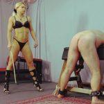 Lady Zita In Scene: Painful treatment Part 1 – CRUEL PUNISHMENTS – SEVERE FEMDOM – SD/406p/MP4