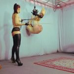 Lady Anette In Scene: Pull up and punished Part 1 – CRUEL PUNISHMENTS – SEVERE FEMDOM – SD/406p/MP4