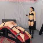 Lady Anett In Scene: Caning, whipping, bastinado Part 1 – CRUEL PUNISHMENTS – SEVERE FEMDOM – SD/404p/MP4