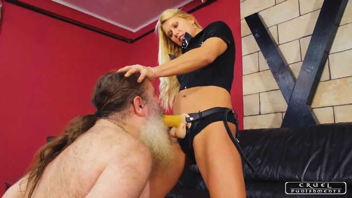 Lady Zita In Scene: Merciless Zita Part 3 - CRUEL PUNISHMENTS - SEVERE FEMDOM - SD/406p/MP4