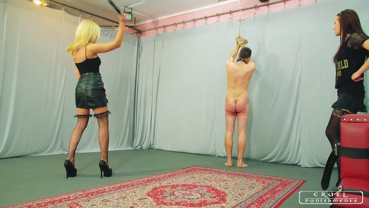 Lady Foxy In Scene: Sado Ladies Part 2 - CRUEL PUNISHMENTS - SEVERE FEMDOM - SD/406p/MP4