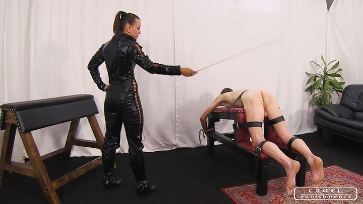 Lady Sophie In Scene: Slave's three cruel punishment part1 - CRUEL PUNISHMENTS - SEVERE FEMDOM - SD/406p/MP4