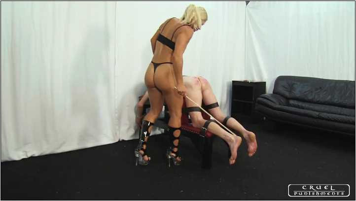 Lady Zita In Scene: Zita's insatiable needs Part 1 - CRUEL PUNISHMENTS - SEVERE FEMDOM - SD/406p/MP4